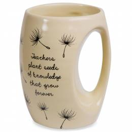 Pavilion Gift Co. Teachers Plant Seeds of Knowledge Mug