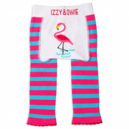 Pavilion Gift Co. Pink Flamingo Baby Leggings