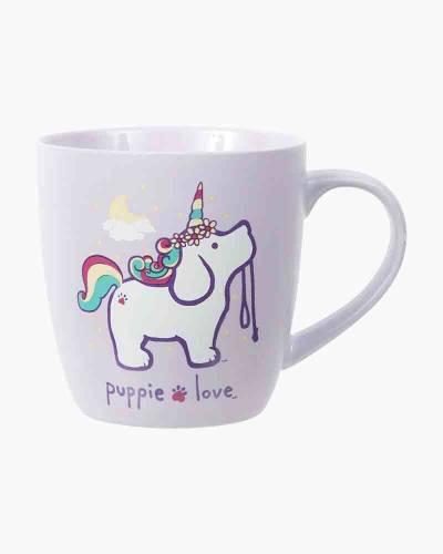 Unicorn Pup Ceramic Mug by Puppie Love