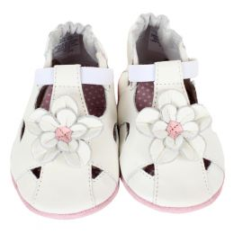 Robeez Pretty Pansy Soft Soles Infant Shoes