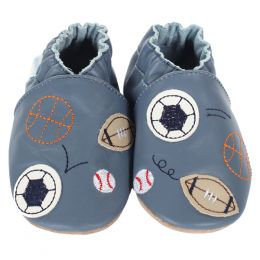 Robeez Play Ball Soft Soles Infant Shoes