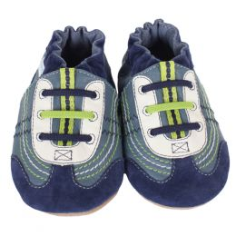 Robeez Braedon Soft Soles Infant Shoes