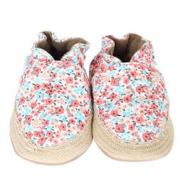 Robeez Vintage Floral Soft Soles Infant Shoes