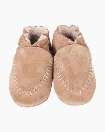 Cozy Moccasin Soft Soles Infant Shoes
