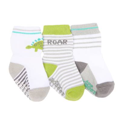Robeez Stego Sock, 3 Pack