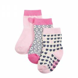 Robeez Sweet as Pie Baby Socks (3 Pack)