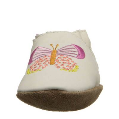 Butterfly Kisses Soft Soles Infant Shoes