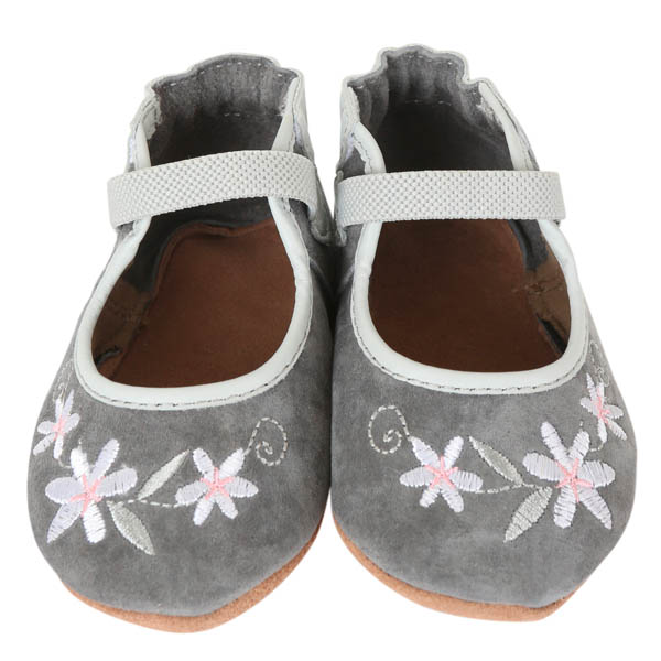 Robeez Cool Water Mary Jane Soft Soles Infant Shoes
