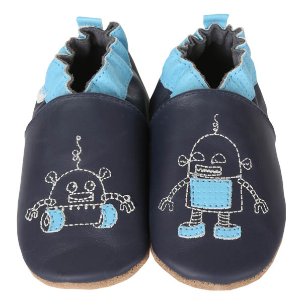 Robeez Robotics Soft Soles Infant Shoes