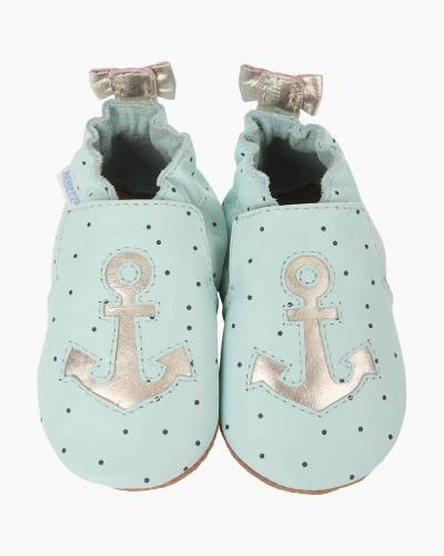 Anchors Aweigh Infant Shoes