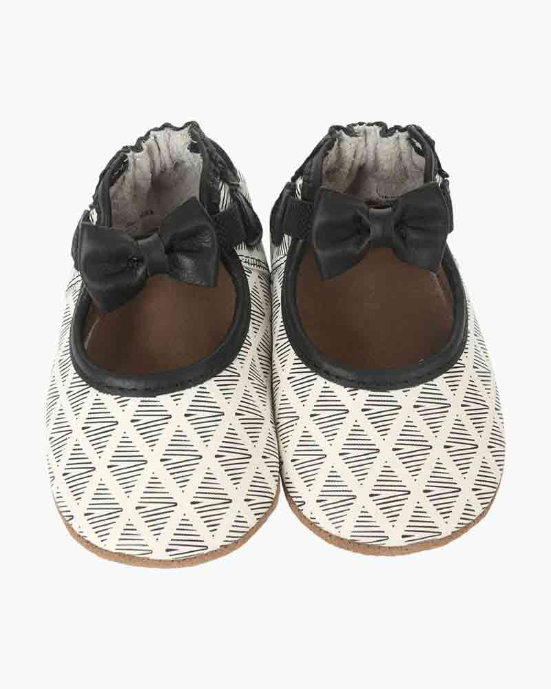 Robeez Modern Diamond Infant Shoes