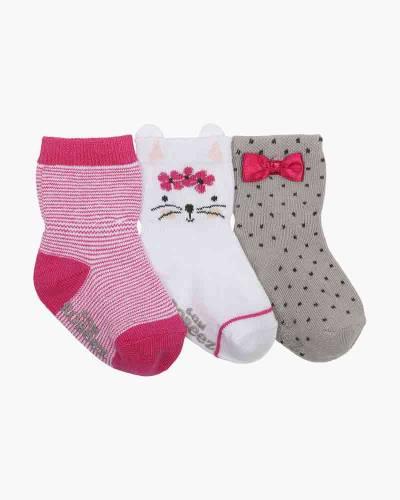 Kitty Kate Baby Socks (3 pack)