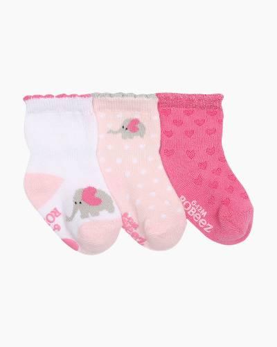 Little Peanut Baby Socks (3-Pack)