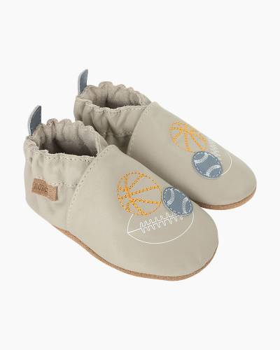 Dream Big Soft Soles Infant Shoes