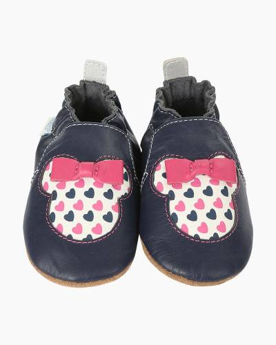 Minnie Floral Soft Soles Infant Shoes