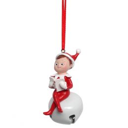 Roman, Inc. The Elf on the Shelf Jingle Buddies Ornament