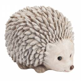 Roman Hedgehog Garden Figure