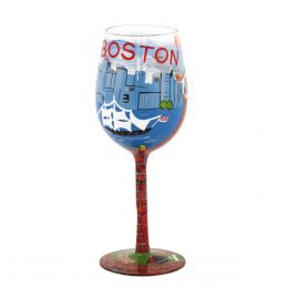 Lolita Boston Wine Glass