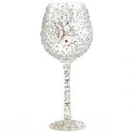 Lolita One in A Million Super Bling Wine Glass