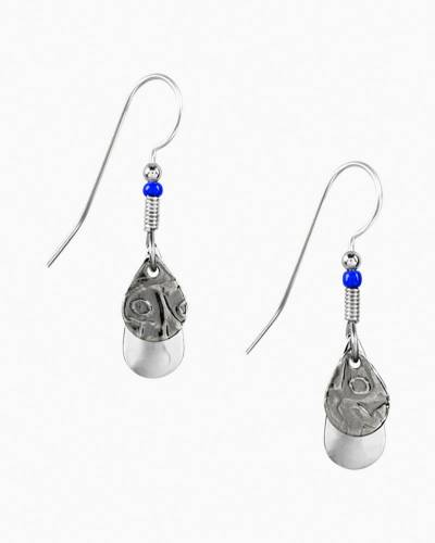 Icy Teardrop Earrings