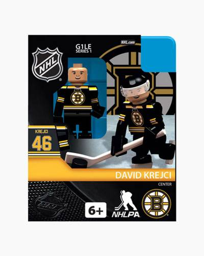 David Krejci Boston Bruins OYO Minifigure