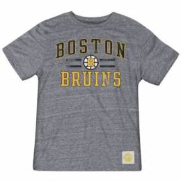 Reebok Boston Bruins Tri Blend Tee