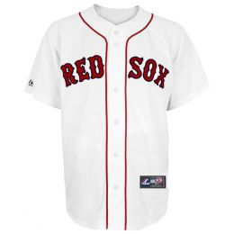 Majestic Boston Red Sox Infant Replica Jersey