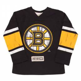 Reebok Boston Bruins Youth Crew Neck Tee