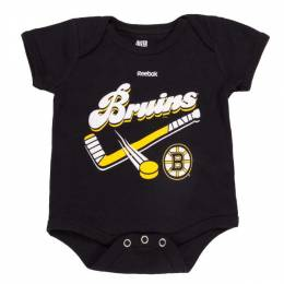 Reebok Boston Bruins Rink Bound Infant One-Piece
