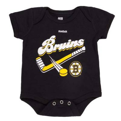 Boston Bruins Rink Bound Infant One-Piece