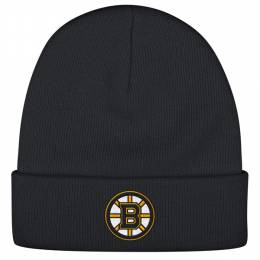 Reebok Boston Bruins Cuff Knit Cap