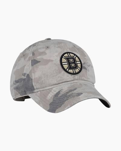 Boston Bruins Camo Slouch Cap