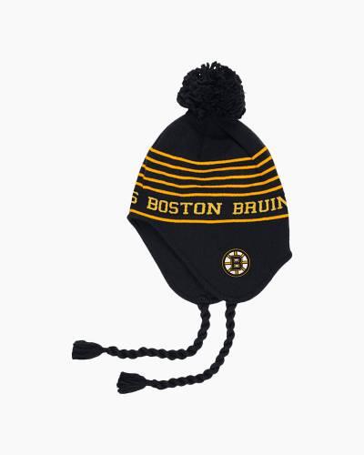 Boston Bruins Tassel Knit Hat