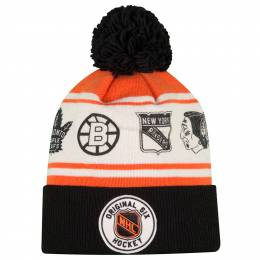 Reebok NHL Original Six Hockey Knit Hat