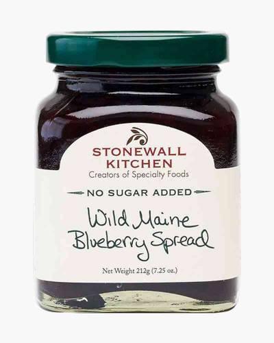 No-Sugar-Added 7.5 oz. Wild Maine Blueberry Spread