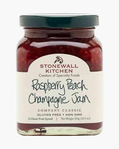 12.5 oz. Raspberry Peach Champagne Jam