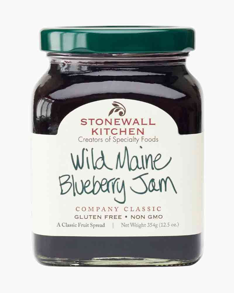 Stonewall Kitchen 12.5 oz Wild Maine Blueberry Jam