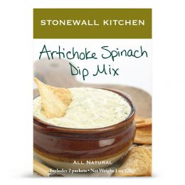 Stonewall Kitchen Artichoke Spinach Dip Mix