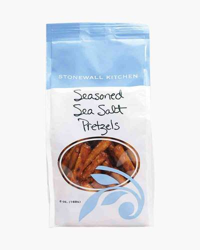 Seasoned Sea Salt Pretzels