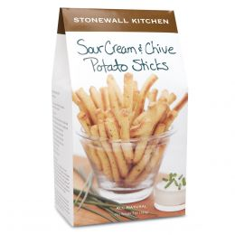 Stonewall Kitchen Sour Cream and Chive Potato Sticks