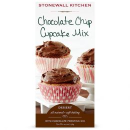 Stonewall Kitchen Chocolate Chip Cupcake with Chocolate Frosting
