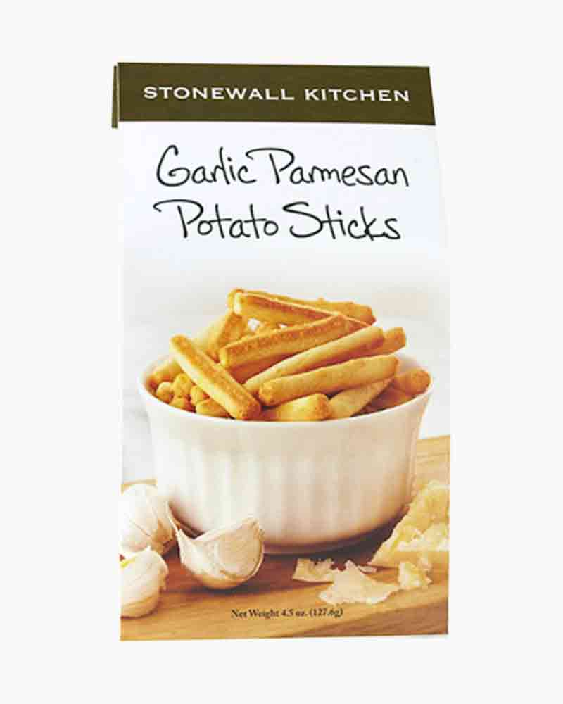 Stonewall Kitchen Garlic Parmesan Potato Sticks