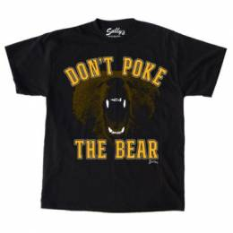 Sully's Tees Don't Poke the Bear Men's Tee