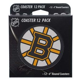 Boelter Brands Boston Bruins Paper Coasters