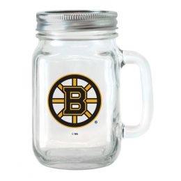 Boelter Brands Boston Bruins Mason Jar Mug