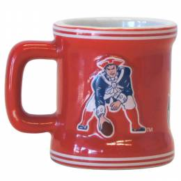 Boelter Brands New England Patriots Mini Vintage Mug