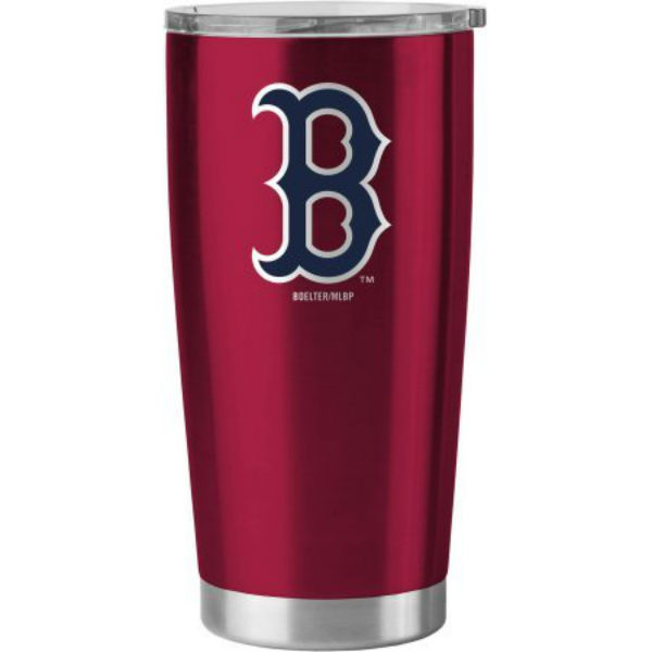 Boelter Brands Boston Red Sox Stainless Steel Ultra Tumbler