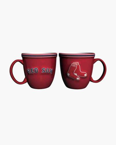 Boston Red Sox Scultped Bistro Mug
