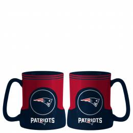 Boelter Brands New England Patriots Gametime Mug