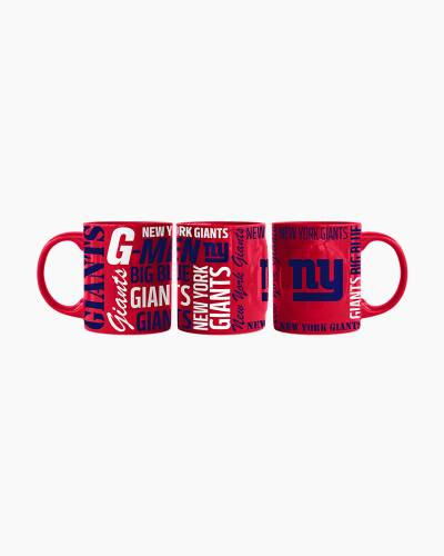 New York Giants Slogan Mug